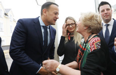 Will Frances Fitzgerald be made a minister again? She was up front and centre at this year's think-in