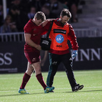 Injuries to Holland and Cronin add to Munster's woes in Glasgow