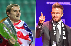 'If Beckham wants me to play for Inter Miami, I'll go' - Griezmann