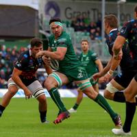 Connacht get rolling as Boyle brace helps Friend's men to bonus-point win