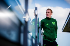 Portsmouth striker Ronan Curtis called into Ireland squad for Poland friendly