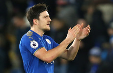 No way, Jose: Harry Maguire signs five-year deal to stay at Leicester