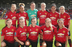 Manchester United Women win first league game 12-0 against Aston Villa