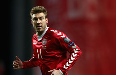 Denmark striker Nicklas Bendtner accused of breaking taxi driver's jaw in Copenhagen