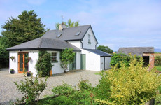 Fairytale cottage with a modern family fit-out for €190k in Wexford