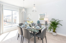 Stylish new apartments by the sea in Dublin with brilliant transport links