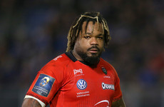 Mathieu Bastareaud set for ban after forearm hit on opponent