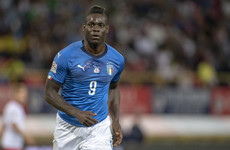 Roberto Mancini defends under-fire Mario Balotelli