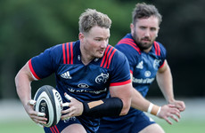 Cloete nears injury comeback for Munster, but concern over scrum-half Cronin