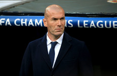 Zidane announces he's ready to return to work amid Man United links