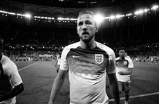 Start of England's clash with Switzerland to be broadcast in black and white