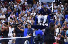 Umpire acted with 'professionalism and integrity' during Serena row - ITF