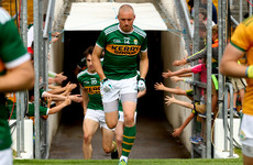 'Best teammate I ever had', 'Friend for life', 'Kerry icon' - Tributes pour in for retiring Donaghy