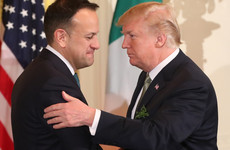 US President Donald Trump's planned visit to Ireland has been cancelled
