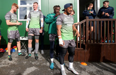 Aki back to boost Connacht for Edinburgh but Horwitz's debut on hold
