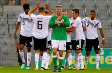 Germany run riot in Tallaght as Ireland's qualification hopes suffer blow