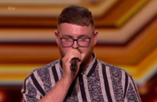 The winner of The Voice of Ireland was harshly rejected when he auditioned for X Factor