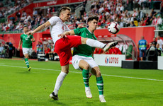 As it happened: Poland v Ireland, International friendly