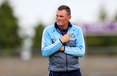 Dublin boss Bohan: 'It was probably the most competitive game we've had all year'