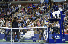 Serena umpire breaks his silence, says 'à la carte arbitration does not exist'
