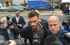 Hugo Lloris avoids jail but receives hefty fine and 20-month road ban for drink-driving
