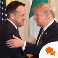 Brendan Ogle: If Trump ever does visit Ireland, his toxic beliefs need to be called out
