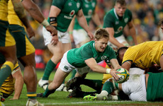Marmion keen to progress as Cooney and McGrath push for Ireland spots