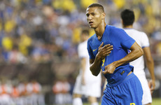 Richarlison nets an absolute peach on first Brazil start, adds another goal for good measure