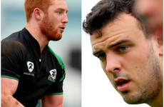Ex-Connacht men Leader and O'Toole called into USA Men's Selects squad