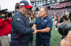 Vampires, Bill Belichick and your NFL week 2 preview