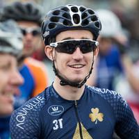 Rising Irish cycling star Eddie Dunbar joins Team Sky