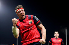 POM, Cloete and Conway back for Munster as Carbery and Beirne start