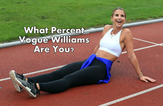 What Percent Vogue Williams Are You?