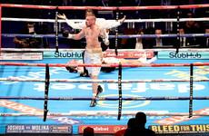 Mullingar's JJ McDonagh lands fight with Chris Eubank Jr in Saudi Arabia