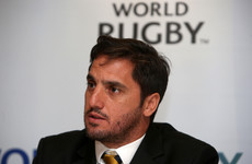 'Is the international game under threat? I think it is,' warns World Rugby vice-chairman