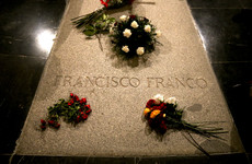 Spanish parliament approves move to exhume remains of former ruler General Franco