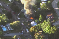At least one dead as fires and explosions erupt in multiple US towns near Boston