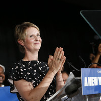 """Despite a loss and a nasty election campaign, Cynthia Nixon has proved she's more than """"just an actress"""""""