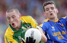 'You've a handful here, boy'- Donaghy's warning to a Longford defender before the Star was born