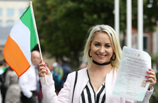 How many people were granted Irish citizenship this week? It's the week in numbers