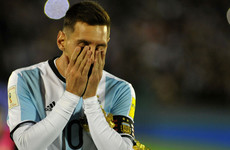 Messi found 'crying like a kid who had lost his mother' after 2016 Copa America heartache