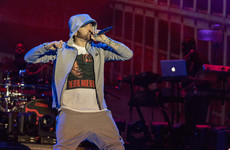 Eminem said that he 'might have gone a bit too far' with the homophobic slurs on his new album