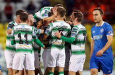 Five-star Hoops cruise to three points as Bradley's men eye automatic European spot