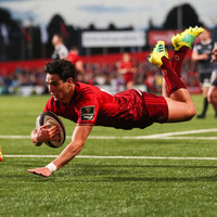 Carbery class as seven-try Munster turn on the style to down Ospreys in Cork