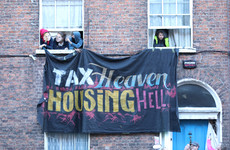 Activists to be served with court order demanding removal from third Dublin property