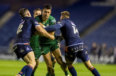 Second-half fightback not enough, as Connacht fall short in Edinburgh