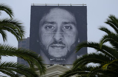 Nike shares at record high after Kaepernick ads