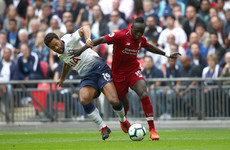 As it happened: Tottenham Hotspur v Liverpool, Premier League