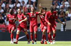 Liverpool maintain 100% record and outline title credentials with win over Spurs