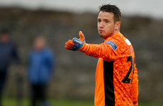 Goalkeeper scores the winner as St Pat's overcome Sligo